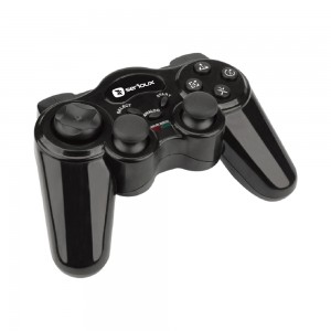 Gamepad wireless double shock - fara fir